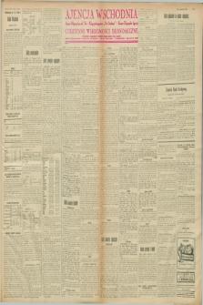 """Ajencja Wschodnia. Codzienne Wiadomości Ekonomiczne = Agence Télégraphique de l'Est = Telegraphenagentur """"Der Ostdienst"""" = Eastern Telegraphic Agency. R.8, nr 9 (12 stycznia 1928)"""