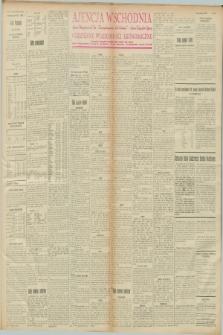 """Ajencja Wschodnia. Codzienne Wiadomości Ekonomiczne = Agence Télégraphique de l'Est = Telegraphenagentur """"Der Ostdienst"""" = Eastern Telegraphic Agency. R.8, nr 10 (13 stycznia 1928)"""