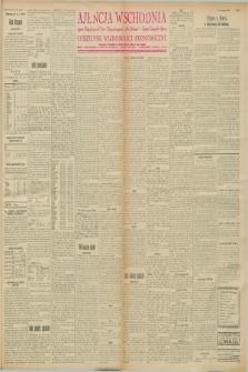 """Ajencja Wschodnia. Codzienne Wiadomości Ekonomiczne = Agence Télégraphique de l'Est = Telegraphenagentur """"Der Ostdienst"""" = Eastern Telegraphic Agency. R.8, nr 15 (19 stycznia 1928)"""