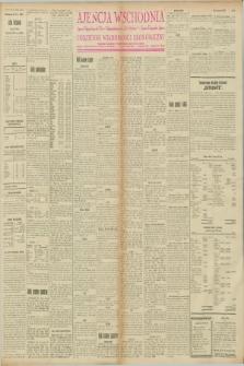 """Ajencja Wschodnia. Codzienne Wiadomości Ekonomiczne = Agence Télégraphique de l'Est = Telegraphenagentur """"Der Ostdienst"""" = Eastern Telegraphic Agency. R.8, nr 22 (27 stycznia 1928)"""