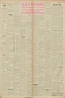 """Ajencja Wschodnia. Codzienne Wiadomości Ekonomiczne = Agence Télégraphique de l'Est = Telegraphenagentur """"Der Ostdienst"""" = Eastern Telegraphic Agency. R.8, nr 23 (28 stycznia 1928)"""