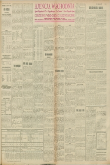 """Ajencja Wschodnia. Codzienne Wiadomości Ekonomiczne = Agence Télégraphique de l'Est = Telegraphenagentur """"Der Ostdienst"""" = Eastern Telegraphic Agency. R.8, nr 24 (29 i 30 stycznia 1928)"""