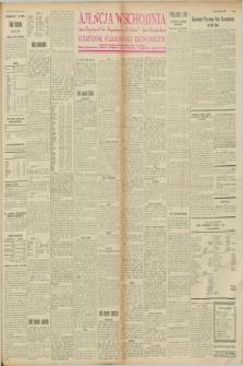 "Ajencja Wschodnia. Codzienne Wiadomości Ekonomiczne = Agence Télégraphique de l'Est = Telegraphenagentur ""Der Ostdienst"" = Eastern Telegraphic Agency. R.8, nr 26 (1 lutego 1928)"
