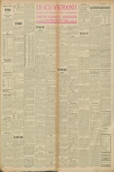 """Ajencja Wschodnia. Codzienne Wiadomości Ekonomiczne = Agence Télégraphique de l'Est = Telegraphenagentur """"Der Ostdienst"""" = Eastern Telegraphic Agency. R.8, nr 27 (2 i 3 lutego 1928)"""