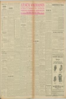 "Ajencja Wschodnia. Codzienne Wiadomości Ekonomiczne = Agence Télégraphique de l'Est = Telegraphenagentur ""Der Ostdienst"" = Eastern Telegraphic Agency. R.8, nr 28 (4 lutego 1928)"