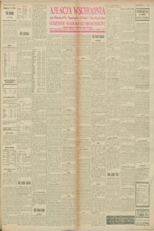 "Ajencja Wschodnia. Codzienne Wiadomości Ekonomiczne = Agence Télégraphique de l'Est = Telegraphenagentur ""Der Ostdienst"" = Eastern Telegraphic Agency. R.8, nr 32 (9 lutego 1928)"
