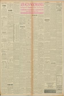 "Ajencja Wschodnia. Codzienne Wiadomości Ekonomiczne = Agence Télégraphique de l'Est = Telegraphenagentur ""Der Ostdienst"" = Eastern Telegraphic Agency. R.8, nr 34 (11 lutego 1928)"