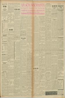 "Ajencja Wschodnia. Codzienne Wiadomości Ekonomiczne = Agence Télégraphique de l'Est = Telegraphenagentur ""Der Ostdienst"" = Eastern Telegraphic Agency. R.8, nr 38 (16 lutego 1928)"