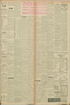 "Ajencja Wschodnia. Codzienne Wiadomości Ekonomiczne = Agence Télégraphique de l'Est = Telegraphenagentur ""Der Ostdienst"" = Eastern Telegraphic Agency. R.8, nr 43 (22 lutego 1928)"