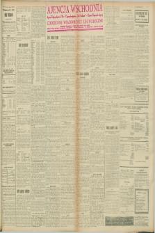 "Ajencja Wschodnia. Codzienne Wiadomości Ekonomiczne = Agence Télégraphique de l'Est = Telegraphenagentur ""Der Ostdienst"" = Eastern Telegraphic Agency. R.8, nr 49 (29 lutego 1928)"