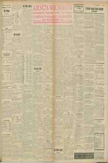 "Ajencja Wschodnia. Codzienne Wiadomości Ekonomiczne = Agence Télégraphique de l'Est = Telegraphenagentur ""Der Ostdienst"" = Eastern Telegraphic Agency. R.8, nr 50 (1 marca 1928)"