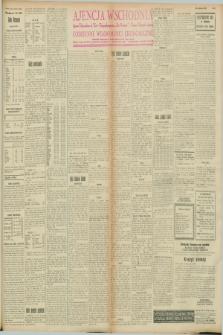 "Ajencja Wschodnia. Codzienne Wiadomości Ekonomiczne = Agence Télégraphique de l'Est = Telegraphenagentur ""Der Ostdienst"" = Eastern Telegraphic Agency. R.8, nr 51 (2 marca 1928)"