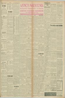 "Ajencja Wschodnia. Codzienne Wiadomości Ekonomiczne = Agence Télégraphique de l'Est = Telegraphenagentur ""Der Ostdienst"" = Eastern Telegraphic Agency. R.8, nr 54 (6 marca 1928)"