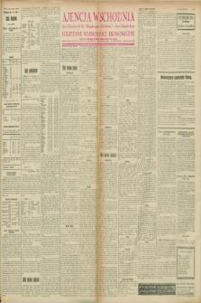 "Ajencja Wschodnia. Codzienne Wiadomości Ekonomiczne = Agence Télégraphique de l'Est = Telegraphenagentur ""Der Ostdienst"" = Eastern Telegraphic Agency. R.8, nr 55 (7 marca 1928)"