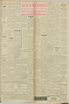 """Ajencja Wschodnia. Codzienne Wiadomości Ekonomiczne = Agence Télégraphique de l'Est = Telegraphenagentur """"Der Ostdienst"""" = Eastern Telegraphic Agency. R.8, nr 59 (11 i 12 marca 1928)"""