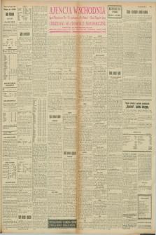 "Ajencja Wschodnia. Codzienne Wiadomości Ekonomiczne = Agence Télégraphique de l'Est = Telegraphenagentur ""Der Ostdienst"" = Eastern Telegraphic Agency. R.8, nr 61 (14 marca 1928)"