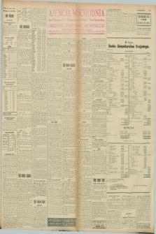 "Ajencja Wschodnia. Codzienne Wiadomości Ekonomiczne = Agence Télégraphique de l'Est = Telegraphenagentur ""Der Ostdienst"" = Eastern Telegraphic Agency. R.8, nr 67 (21 marca 1928)"