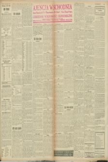 "Ajencja Wschodnia. Codzienne Wiadomości Ekonomiczne = Agence Télégraphique de l'Est = Telegraphenagentur ""Der Ostdienst"" = Eastern Telegraphic Agency. R.8, nr 68 (22 marca 1928)"