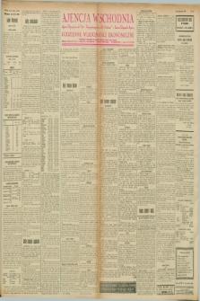 "Ajencja Wschodnia. Codzienne Wiadomości Ekonomiczne = Agence Télégraphique de l'Est = Telegraphenagentur ""Der Ostdienst"" = Eastern Telegraphic Agency. R.8, nr 69 (23 marca 1928)"