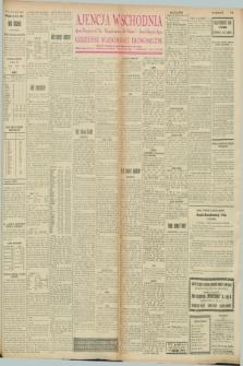"Ajencja Wschodnia. Codzienne Wiadomości Ekonomiczne = Agence Télégraphique de l'Est = Telegraphenagentur ""Der Ostdienst"" = Eastern Telegraphic Agency. R.8, nr 70 (24 marca 1928)"