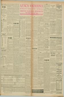 "Ajencja Wschodnia. Codzienne Wiadomości Ekonomiczne = Agence Télégraphique de l'Est = Telegraphenagentur ""Der Ostdienst"" = Eastern Telegraphic Agency. R.8, nr 71 (25 marca 1928)"