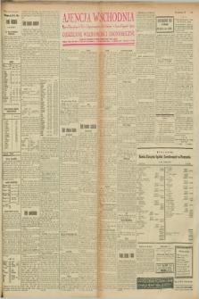 "Ajencja Wschodnia. Codzienne Wiadomości Ekonomiczne = Agence Télégraphique de l'Est = Telegraphenagentur ""Der Ostdienst"" = Eastern Telegraphic Agency. R.8, nr 75 (30 marca 1928)"
