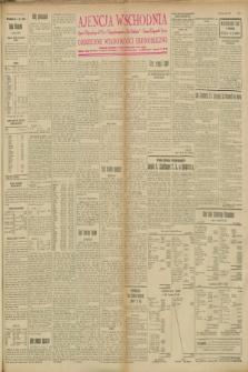 """Ajencja Wschodnia. Codzienne Wiadomości Ekonomiczne = Agence Télégraphique de l'Est = Telegraphenagentur """"Der Ostdienst"""" = Eastern Telegraphic Agency. R.8, nr 78 (3 kwietnia 1928)"""