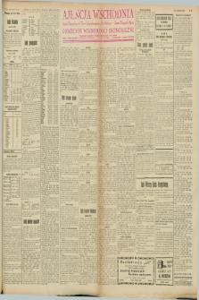 """Ajencja Wschodnia. Codzienne Wiadomości Ekonomiczne = Agence Télégraphique de l'Est = Telegraphenagentur """"Der Ostdienst"""" = Eastern Telegraphic Agency. R.8, nr 82 (11 kwietnia 1928)"""