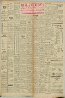 """Ajencja Wschodnia. Codzienne Wiadomości Ekonomiczne = Agence Télégraphique de l'Est = Telegraphenagentur """"Der Ostdienst"""" = Eastern Telegraphic Agency. R.8, nr 83 (12 kwietnia 1928)"""