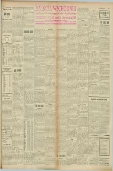 """Ajencja Wschodnia. Codzienne Wiadomości Ekonomiczne = Agence Télégraphique de l'Est = Telegraphenagentur """"Der Ostdienst"""" = Eastern Telegraphic Agency. R.8, nr 84 (13 kwietnia 1928)"""