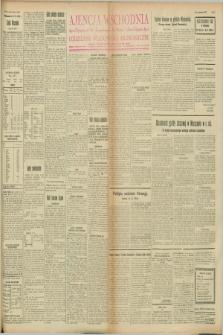 """Ajencja Wschodnia. Codzienne Wiadomości Ekonomiczne = Agence Télégraphique de l'Est = Telegraphenagentur """"Der Ostdienst"""" = Eastern Telegraphic Agency. R.8, nr 89 (19 kwietnia 1928)"""