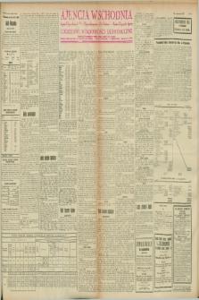"""Ajencja Wschodnia. Codzienne Wiadomości Ekonomiczne = Agence Télégraphique de l'Est = Telegraphenagentur """"Der Ostdienst"""" = Eastern Telegraphic Agency. R.8, nr 92 (22 i 23 kwietnia 1928)"""