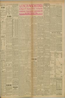"""Ajencja Wschodnia. Codzienne Wiadomości Ekonomiczne = Agence Télégraphique de l'Est = Telegraphenagentur """"Der Ostdienst"""" = Eastern Telegraphic Agency. R.8, nr 95 (26 kwietnia 1928)"""