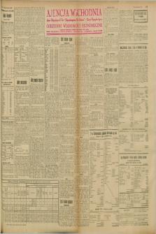 """Ajencja Wschodnia. Codzienne Wiadomości Ekonomiczne = Agence Télégraphique de l'Est = Telegraphenagentur """"Der Ostdienst"""" = Eastern Telegraphic Agency. R.8, Nr. 98 (29 i 30 kwietnia 1928)"""