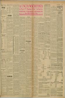 """Ajencja Wschodnia. Codzienne Wiadomości Ekonomiczne = Agence Télégraphique de l'Est = Telegraphenagentur """"Der Ostdienst"""" = Eastern Telegraphic Agency. R.8, Nr. 99 (1 maja 1928)"""