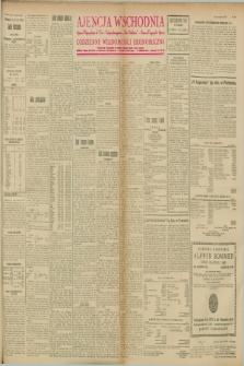 """Ajencja Wschodnia. Codzienne Wiadomości Ekonomiczne = Agence Télégraphique de l'Est = Telegraphenagentur """"Der Ostdienst"""" = Eastern Telegraphic Agency. R.8, Nr. 101 (3 i 4 maja 1928)"""