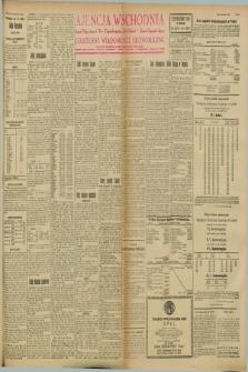 """Ajencja Wschodnia. Codzienne Wiadomości Ekonomiczne = Agence Télégraphique de l'Est = Telegraphenagentur """"Der Ostdienst"""" = Eastern Telegraphic Agency. R.8, Nr. 102 (5 maja 1928)"""