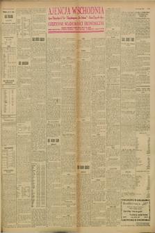 """Ajencja Wschodnia. Codzienne Wiadomości Ekonomiczne = Agence Télégraphique de l'Est = Telegraphenagentur """"Der Ostdienst"""" = Eastern Telegraphic Agency. R.8, Nr. 105 (9 maja 1928)"""