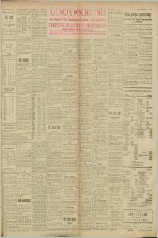 """Ajencja Wschodnia. Codzienne Wiadomości Ekonomiczne = Agence Télégraphique de l'Est = Telegraphenagentur """"Der Ostdienst"""" = Eastern Telegraphic Agency. R.8, Nr. 108 (12 maja 1928)"""