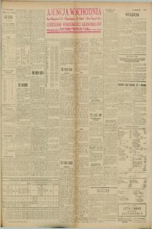 """Ajencja Wschodnia. Codzienne Wiadomości Ekonomiczne = Agence Télégraphique de l'Est = Telegraphenagentur """"Der Ostdienst"""" = Eastern Telegraphic Agency. R.8, Nr. 109 (13 i 14 maja 1928)"""