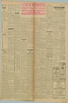 """Ajencja Wschodnia. Codzienne Wiadomości Ekonomiczne = Agence Télégraphique de l'Est = Telegraphenagentur """"Der Ostdienst"""" = Eastern Telegraphic Agency. R.8, Nr. 113 (19 maja 1928)"""