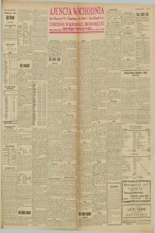 """Ajencja Wschodnia. Codzienne Wiadomości Ekonomiczne = Agence Télégraphique de l'Est = Telegraphenagentur """"Der Ostdienst"""" = Eastern Telegraphic Agency. R.8, Nr. 115 (22 maja 1928)"""