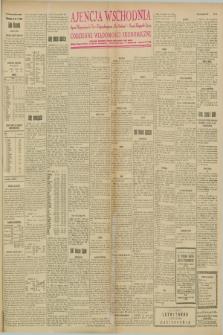 """Ajencja Wschodnia. Codzienne Wiadomości Ekonomiczne = Agence Télégraphique de l'Est = Telegraphenagentur """"Der Ostdienst"""" = Eastern Telegraphic Agency. R.8, Nr. 116 (23 maja 1928)"""