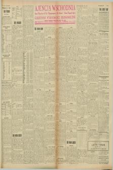"""Ajencja Wschodnia. Codzienne Wiadomości Ekonomiczne = Agence Télégraphique de l'Est = Telegraphenagentur """"Der Ostdienst"""" = Eastern Telegraphic Agency. R.8, Nr. 124 (2 czerwca 1928)"""