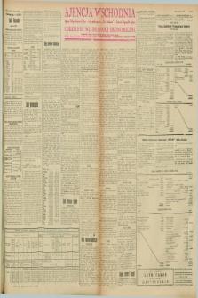 """Ajencja Wschodnia. Codzienne Wiadomości Ekonomiczne = Agence Télégraphique de l'Est = Telegraphenagentur """"Der Ostdienst"""" = Eastern Telegraphic Agency. R.8, Nr. 125 (3 i 4 czerwca 1928)"""