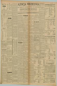 """Ajencja Wschodnia. Codzienne Wiadomości Ekonomiczne = Agence Télégraphique de l'Est = Telegraphenagentur """"Der Ostdienst"""" = Eastern Telegraphic Agency. R.8, Nr. 126 (5 czerwca 1928)"""
