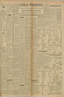 """Ajencja Wschodnia. Codzienne Wiadomości Ekonomiczne = Agence Télégraphique de l'Est = Telegraphenagentur """"Der Ostdienst"""" = Eastern Telegraphic Agency. R.8, Nr. 128 (7 i 8 czerwca 1928)"""