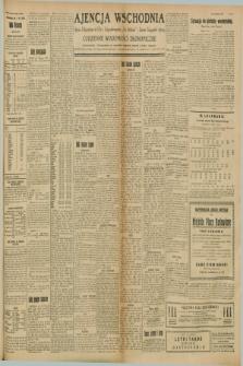 """Ajencja Wschodnia. Codzienne Wiadomości Ekonomiczne = Agence Télégraphique de l'Est = Telegraphenagentur """"Der Ostdienst"""" = Eastern Telegraphic Agency. R.8, Nr. 129 (9 czerwca 1928)"""