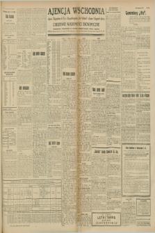 """Ajencja Wschodnia. Codzienne Wiadomości Ekonomiczne = Agence Télégraphique de l'Est = Telegraphenagentur """"Der Ostdienst"""" = Eastern Telegraphic Agency. R.8, Nr. 130 (10 i 11 czerwca 1928)"""