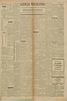 """Ajencja Wschodnia. Codzienne Wiadomości Ekonomiczne = Agence Télégraphique de l'Est = Telegraphenagentur """"Der Ostdienst"""" = Eastern Telegraphic Agency. R.8, Nr. 134 (15 czerwca 1928)"""
